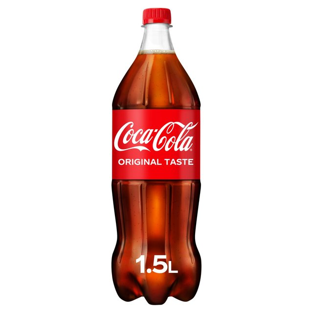 MORRISONS > Food Cupboard > Coca Cola Bottle