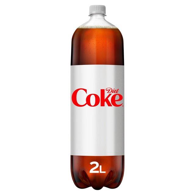 Diet coke 2 liter