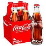 Coca - Cola Classic (Glass Bottles)