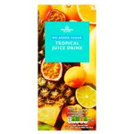Morrisons Tropical Juice No Added Sugar