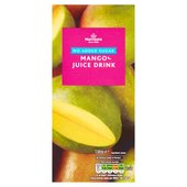 Morrisons Mango Juice No Added Sugar
