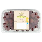 Morrisons Wonky Grapes
