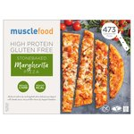 Muscle Food High Protein Gluten Free Stonebaked Margherita Pizza