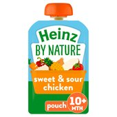 Heinz Sweet & Sour Chicken 10+ Months