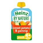 Heinz Sweet Potato Parsnip & Mango Puree 4+ Months