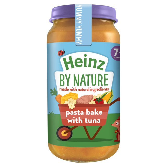 Heinz Pasta Bake With Tuna 7+ Months