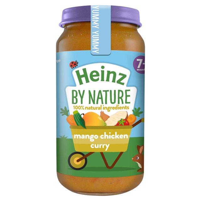 Morrisons Heinz Mango Chicken Curry 7 Months 200gproduct