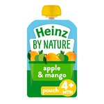 Heinz Apple & Mango Puree 4-36 Months