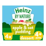 Heinz Fruity Apple & Oat Pudding 4-36 Months