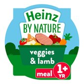 Heinz Tender Lamb & Veggies 1-3 Years