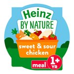 Heinz Sweet & Sour Chicken With Rice 1-3 Years