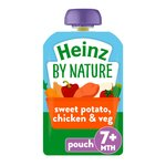 Heinz Sweet Potato Chicken & Veggies 7+ Months