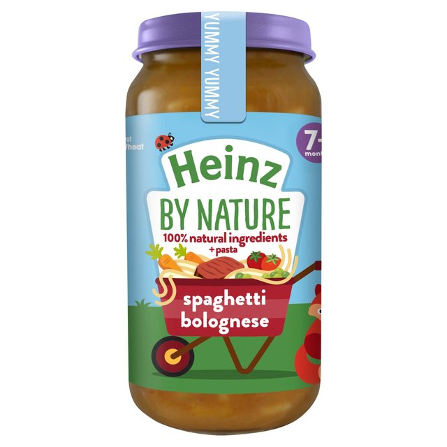 Morrisons Heinz Spaghetti Bolognese 7 Months 200gproduct