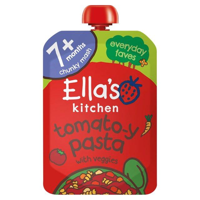 ellas kitchen tomato y pasta stage 2 - Ellas Kitchen