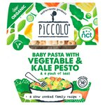 Piccolo Pea Pasta With Vegetable & Kale Pesto