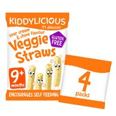 Kiddylicious Sour Cream & Chive Lentil Straws