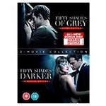 Fifty Shades 2 Movie Collection DVD (18)