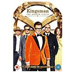 Kingsman The Golden Circle DVD (15)