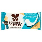 Squirrel Sisters Coconut Cashew Raw Energy Bar
