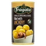 Fragata Selection Olives Stuffed With Anchovy (350g)