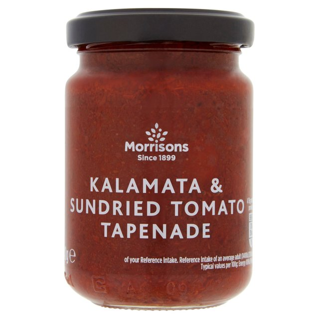 Morrisons Kalamata Olive & Sundried Tomato Tapenade