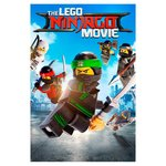 The Lego Ninjago Movie DVD (PG)