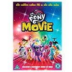 My Little Pony The Movie DVD (U)