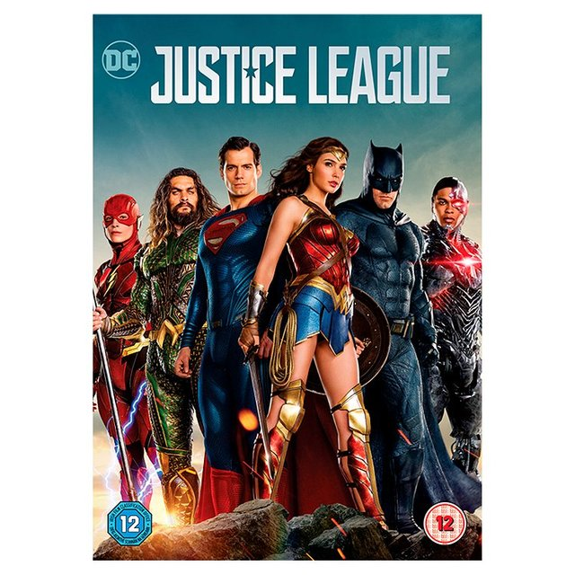 Justice League DVD (12)