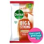Dettol Big & Strong Kitchen 25 Wipes