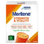 Meritene Strength & Vitality Vegetable Soup Sachets