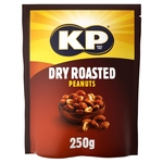 KP Dry Roasted Peanuts Reclose Pack