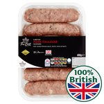 Morrisons The Best Pork Toulouse Sausages