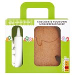 Morrisons Decorate Your Own Easter Gingerbread Sheep 5Pk