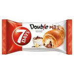 Morrisons Croissants With Cocoa & Vanilla Filling 80G