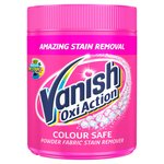 Vanish Oxi Action Powder Fabric Stain Remover (Pink)
