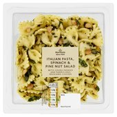 Morrisons Spinach & Pine Nut Pasta