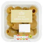 Morrisons Pitted Green Olives