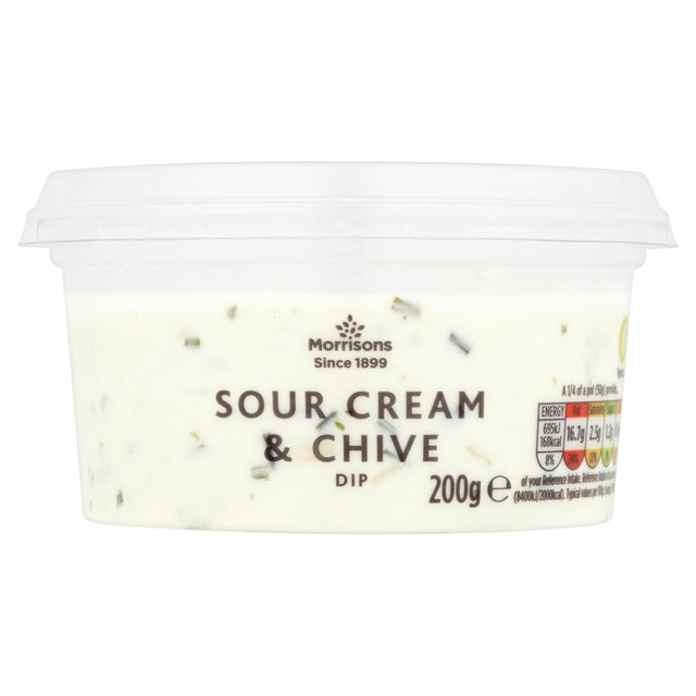 Morrisons Sour Cream Dip