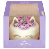 Morrisons Unicorn Cake