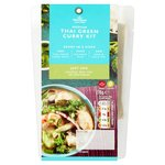 Morrisons Thai Green Curry Meal Kit