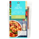 Morrisons Thai Red Curry Meal Kit