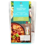 Morrisons Thai Massaman Curry Meal Kit