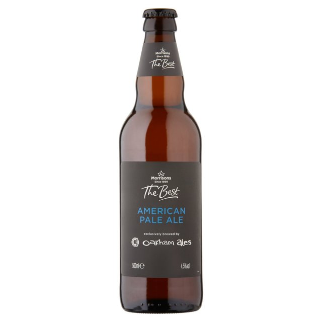 Morrisons The Best American Pale Ale (Abv 4.5%)