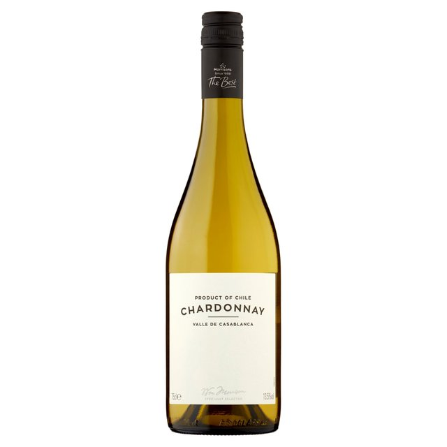 Morrisons The Best Chilean Chardonnay