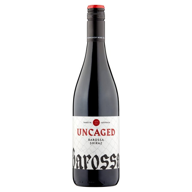 Workshop Wine Company Uncaged Barossa Shiraz 2016