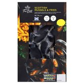 Morrisons The Best Mussels & Fries