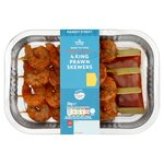 Morrisons Market St Sweet Chilli Prawn Skewers