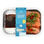 Morrisons Market St Salmon Skewers With Soy Chilli & Lime Marinade