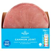 Morrisons Plain Cook In The Bag Gammon Joint
