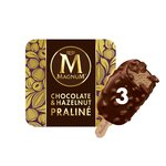 Magnum Chocolate and Hazelnut Praliné Ice Cream